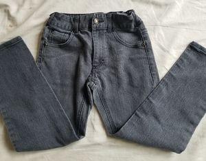 Lee gray skinny fit pants